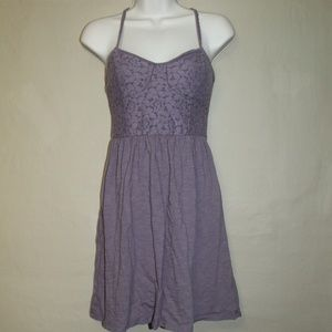 American Eagle Outfitters Purple Dress XS